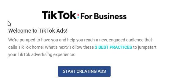 Pentru promovare TikTok iti oferta pana la 2.000 de dolari in credit de reclama