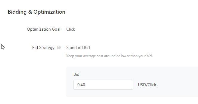 TikTok promovare Romania - cost pe click